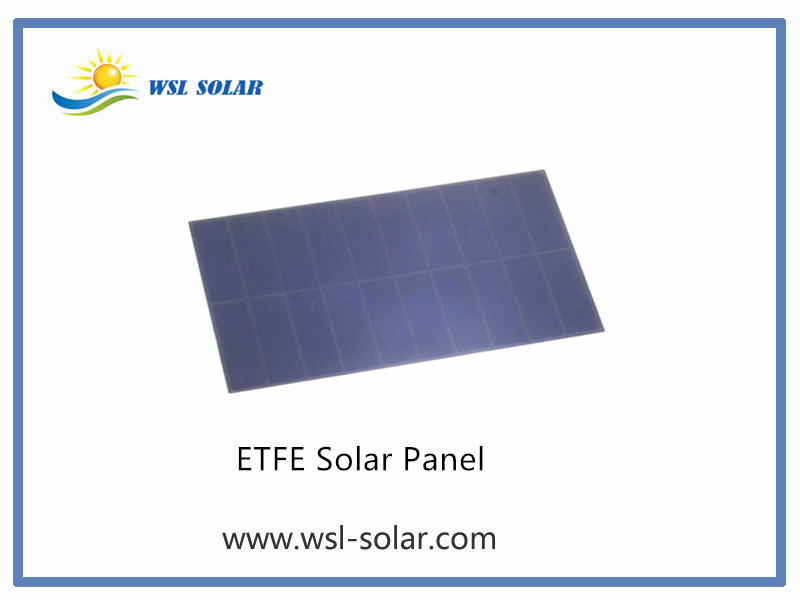 What is an ETFE solar panel?