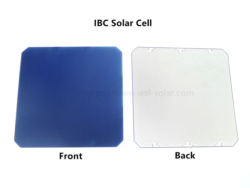 What is IBC Solar Cell & IBC Solar Panel?